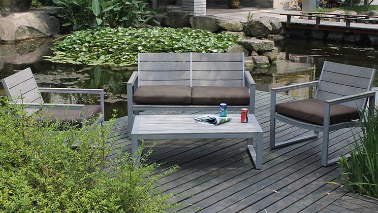 Best Salon De Jardin Aluminium Antibes Images - House Design ...