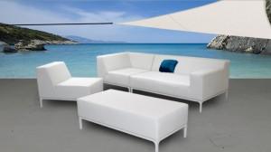 canape-exterieur-jardin-salon-blanc-simili cuir-design-moderne